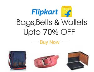 Flipkart Bags Coupons