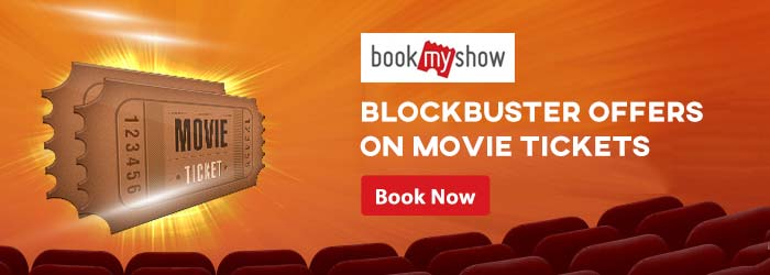BookMyshow Movie Tickets Offers