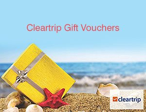Cleartrip Gift Vouchers