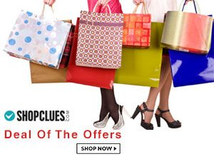 ShopClues Deal Of The Day Offers