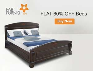 FabFurnish Bed Offers