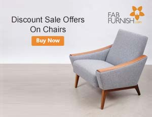 FabFurnish Chairs Coupons