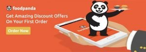 Foodpanda First Order Coupons