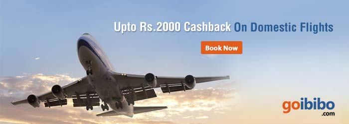 Goibibo Flight Offers