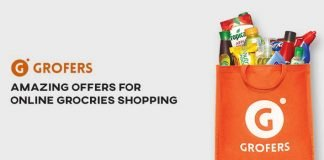 Grofers Promo Codes