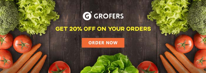 Grofers Coupon Codes