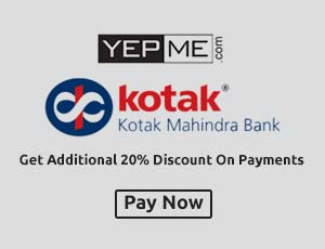 Kotak Mahindra Coupons