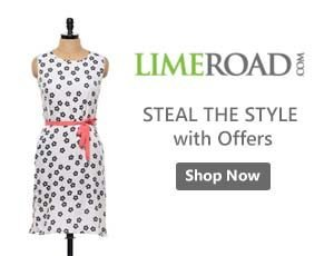 Limeroad Dresses Coupons
