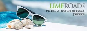 Limeroad Sunglasses Coupon Codes