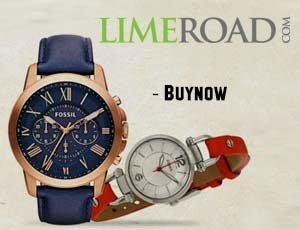 Limeroad Watches offers