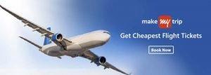 MakeMytrip Flights Offers