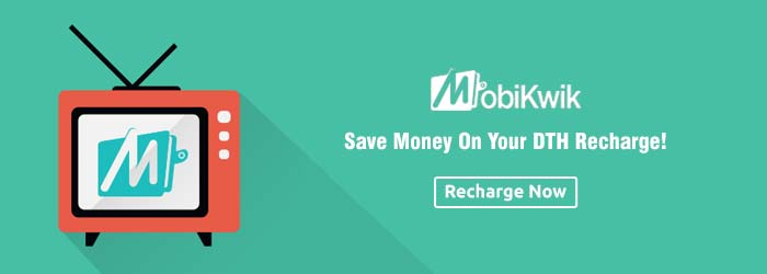 Mobikwik DTH Coupons