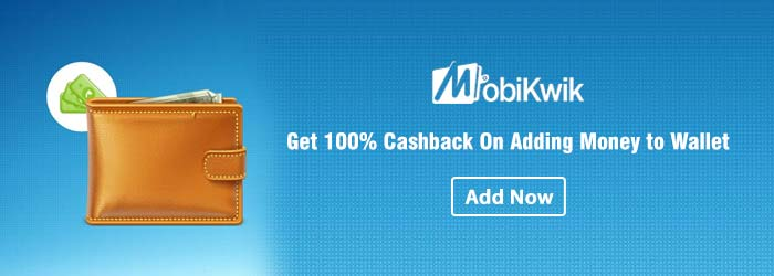 Mobikwik Wallet Coupons