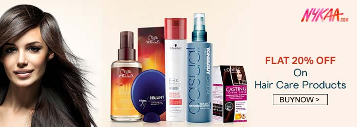 Nykaa Hair Care Coupons