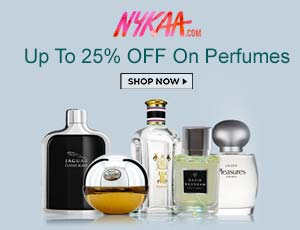 Nykaa Perfumes Coupons