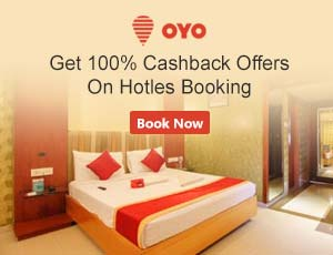 OYO Rooms Hotels Promo Codes