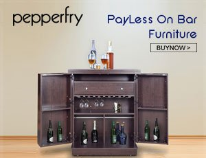 Pepperfry Bar Furniture Coupons