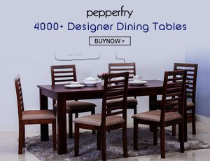 Pepperfry Tables Offers