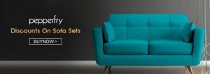 Pepperfry Sofa Coupons