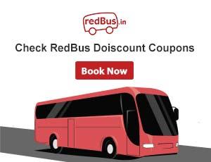 Redbus Offers