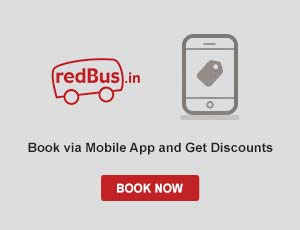 Redbus App Coupon Codes