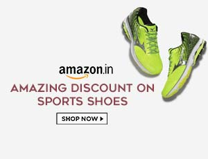 Amazon Sports Shoes Coupons