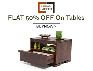 Urban Ladder Tables Coupons