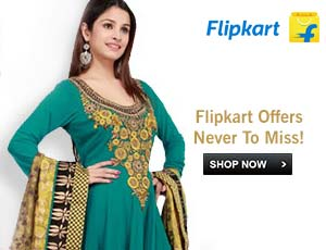 Flipkart Women's Clothing Offers