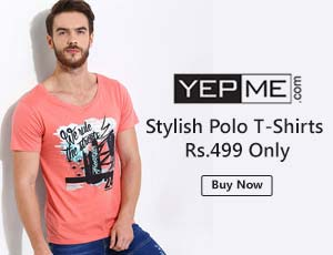 Yepme T-Shirts Coupons