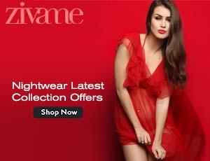 Zivame Nightwear Coupon Codes