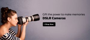 offers on cameras