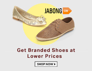 Jabong Deal of the Day Offers! Combine your Jabong coupons and offers under Jabong's Deal of the Day to save even more when you shop online. Jabong discount of up to 72% are available daily on Deal of the Day and features products from renowned brands such as Nike, Puma, Reebok, United Colors of Benetton, Sangria, Jack & Jones and more.