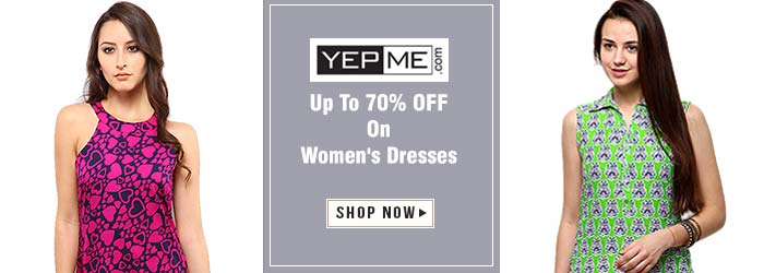 Yepme Dresses Offers