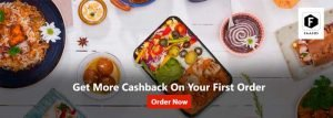 Faasos First Order Offers