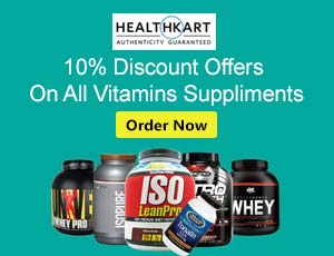 Healthkart Vitamins Offers