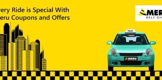 Meru Cabs Offers