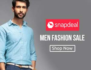 Snapdeal Clothing Offers