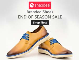 snapdeal shoes offers