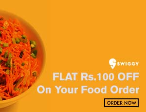 Swiggy Gurgaon Coupons