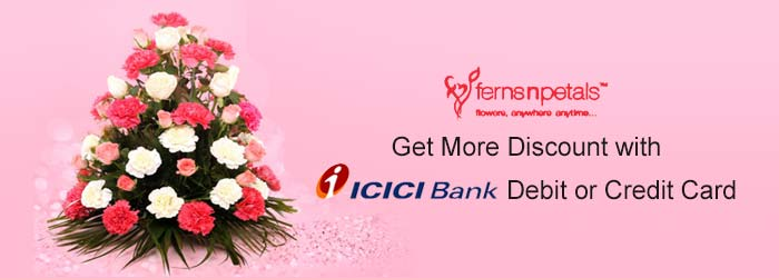 Ferns N Petals Bank Coupons