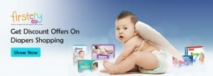 Firstcry Diapers Coupons