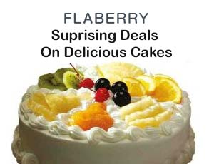 Flaberry Cake Offers