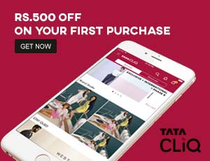 Tata Cliq New Users Coupons