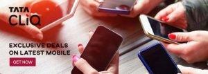 tata Cliq Mobile Offers